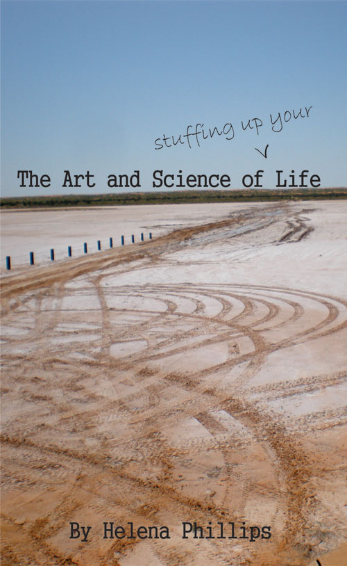 The art and science of stuffing up your life